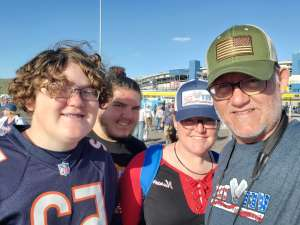 John Martinez attended Fanshield 500 - NASCAR Cup Series on Mar 8th 2020 via VetTix