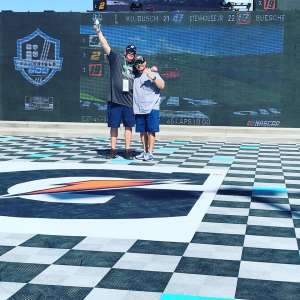 500 attended Fanshield 500 - NASCAR Cup Series on Mar 8th 2020 via VetTix