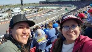 NASCAR Fun attended Fanshield 500 - NASCAR Cup Series on Mar 8th 2020 via VetTix
