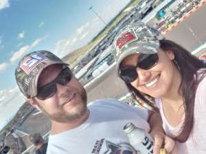 Andy attended Fanshield 500 - NASCAR Cup Series on Mar 8th 2020 via VetTix