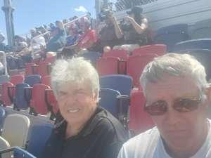 Ken attended Fanshield 500 - NASCAR Cup Series on Mar 8th 2020 via VetTix