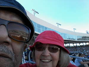 Mac attended Fanshield 500 - NASCAR Cup Series on Mar 8th 2020 via VetTix