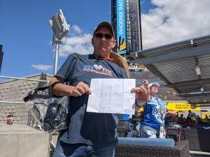 TwpinAZ attended Fanshield 500 - NASCAR Cup Series on Mar 8th 2020 via VetTix