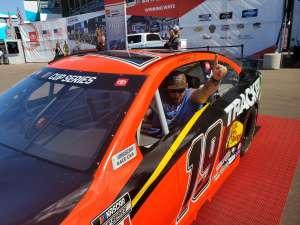 Jay attended Fanshield 500 - NASCAR Cup Series on Mar 8th 2020 via VetTix