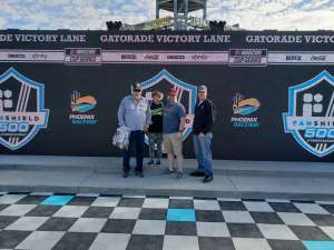 Michael attended Fanshield 500 - NASCAR Cup Series on Mar 8th 2020 via VetTix