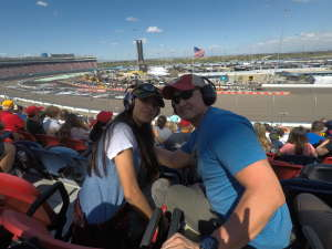 Rudy attended Fanshield 500 - NASCAR Cup Series on Mar 8th 2020 via VetTix