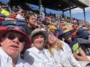 Robert May attended Fanshield 500 - NASCAR Cup Series on Mar 8th 2020 via VetTix