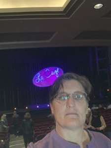 Carla attended La Cage at Herberger Theater on Mar 14th 2020 via VetTix
