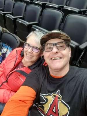 CraigT attended Anaheim Ducks vs. Minnesota Wild - NHL on Mar 8th 2020 via VetTix