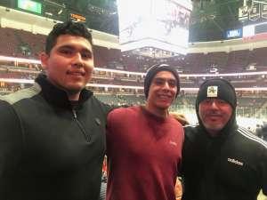 David attended Anaheim Ducks vs. Minnesota Wild - NHL on Mar 8th 2020 via VetTix
