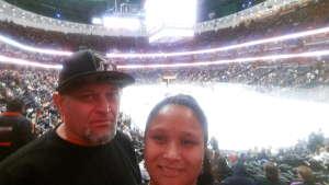 Anthony attended Anaheim Ducks vs. Minnesota Wild - NHL on Mar 8th 2020 via VetTix