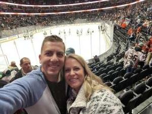 Justin attended Anaheim Ducks vs. Minnesota Wild - NHL on Mar 8th 2020 via VetTix