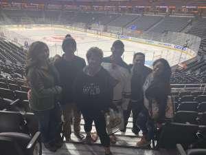 Dane attended Anaheim Ducks vs. Minnesota Wild - NHL on Mar 8th 2020 via VetTix