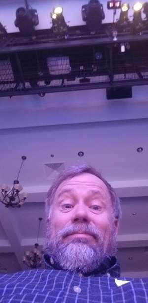 Kevin attended Tartan Terrors on Mar 12th 2020 via VetTix