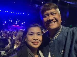 Fred attended Dennis DeYoung on Mar 7th 2020 via VetTix