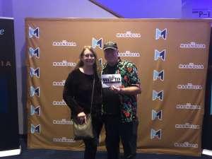 John Sullivan attended Dennis DeYoung on Mar 7th 2020 via VetTix