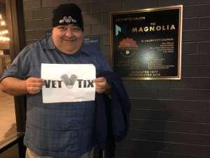 Marc attended Dennis DeYoung on Mar 7th 2020 via VetTix