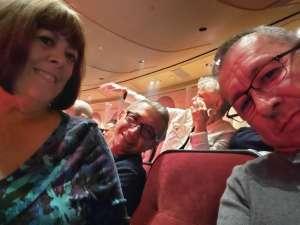 Frank E attended Rod Stewart: the Hits. on Mar 7th 2020 via VetTix