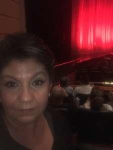 Chris attended Rod Stewart: the Hits. on Mar 7th 2020 via VetTix