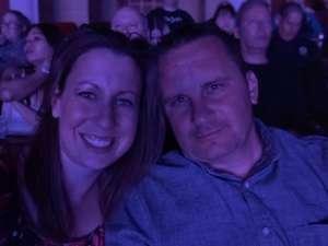 Bobby  attended Rod Stewart: the Hits. on Mar 7th 2020 via VetTix