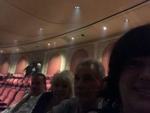 Ellen Comeau attended Rod Stewart: the Hits. on Mar 7th 2020 via VetTix