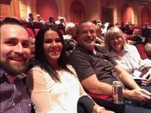 Rachel attended Rod Stewart: the Hits. on Mar 7th 2020 via VetTix