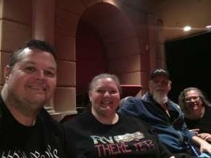Craig attended Rod Stewart: the Hits. on Mar 7th 2020 via VetTix