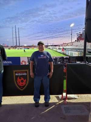 Wil attended Phoenix Rising FC vs. Portland Timbers 2 - USL on Mar 7th 2020 via VetTix