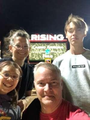Brad attended Phoenix Rising FC vs. Portland Timbers 2 - USL on Mar 7th 2020 via VetTix