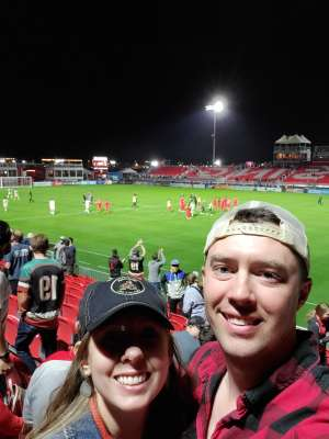 SSG Lavelle, Eric attended Phoenix Rising FC vs. Portland Timbers 2 - USL on Mar 7th 2020 via VetTix