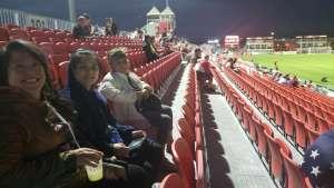 Bill attended Phoenix Rising FC vs. Portland Timbers 2 - USL on Mar 7th 2020 via VetTix