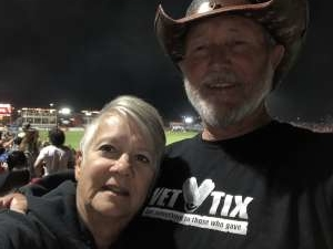 Don attended Phoenix Rising FC vs. Portland Timbers 2 - USL on Mar 7th 2020 via VetTix