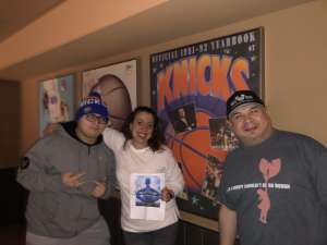 Click To Read More Feedback from New York Knicks vs. Detroit Pistons - NBA
