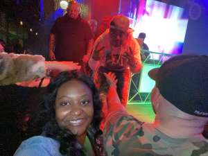 Kathryn G attended Twista on Mar 12th 2020 via VetTix