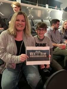 Jenn attended The Lumineers - III the World Tour on Mar 11th 2020 via VetTix