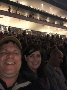 Joe Arnot attended The Lumineers - III the World Tour on Mar 11th 2020 via VetTix