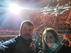 Greg attended The Lumineers - III the World Tour on Mar 11th 2020 via VetTix