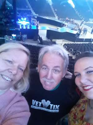 Rob H. attended The Lumineers - III the World Tour on Mar 11th 2020 via VetTix