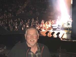 Jeff attended The Lumineers - III the World Tour on Mar 11th 2020 via VetTix