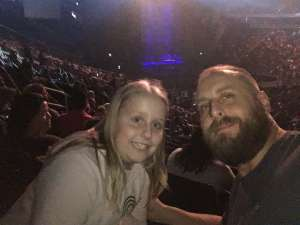 Nick attended The Lumineers - III the World Tour on Mar 11th 2020 via VetTix