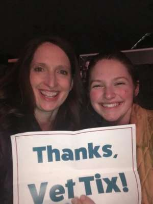 The Buxa Family attended The Lumineers - III the World Tour on Mar 11th 2020 via VetTix