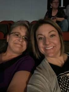 Jessica Sills attended Blake Shelton: Friends and Heroes 2020 on Mar 11th 2020 via VetTix