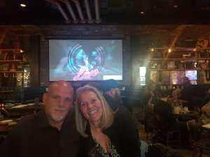 Dennis attended Copper Blues Live on Mar 13th 2020 via VetTix