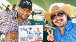 Click To Read More Feedback from Fredericksburg Snow Crab Festival - VIP Crab Pass