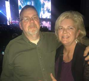 Larry USMC attended Rod Stewart: the Hits. on Mar 11th 2020 via VetTix
