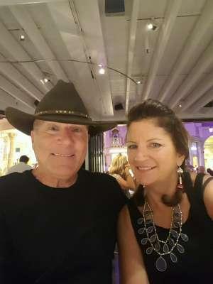 David Y. attended Rod Stewart: the Hits. on Mar 13th 2020 via VetTix