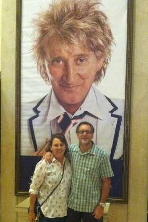 DENNY attended Rod Stewart: the Hits. on Mar 13th 2020 via VetTix