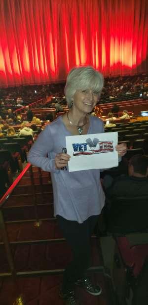 Beth attended Rod Stewart: the Hits. on Mar 13th 2020 via VetTix