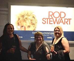 Anna attended Rod Stewart: the Hits. on Mar 13th 2020 via VetTix