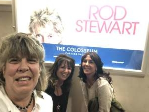 Wow!!!! Just WOW!!! attended Rod Stewart: the Hits. on Mar 13th 2020 via VetTix